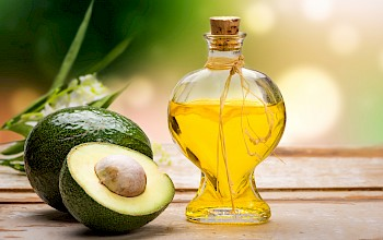 Avocado oil - calories, nutrition, weight