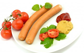 Frankfurters - calories, nutrition, weight