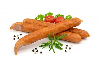 Turkey frankfurters - calories, nutrition, weight