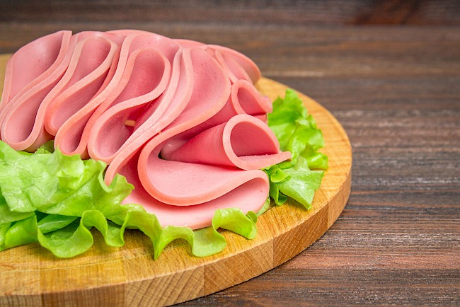 Mortadella - calories, kcal