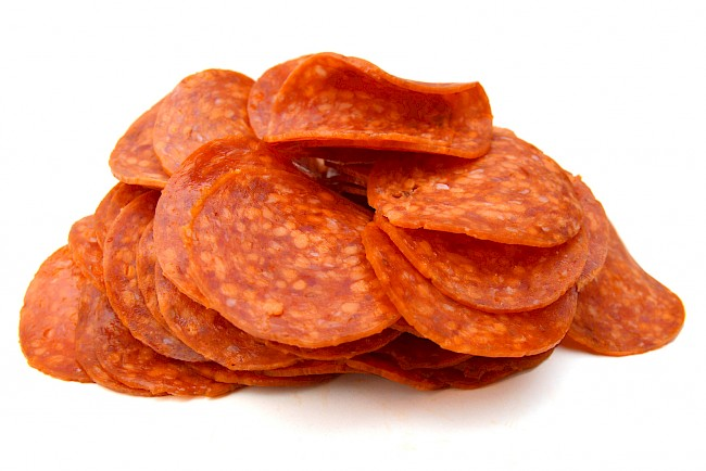 Pepperoni - calories, kcal, weight, nutrition