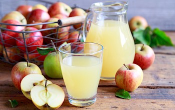 Apple juice - calories, nutrition, weight