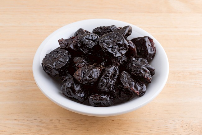 Dried cherries - calories, kcal, weight, nutrition