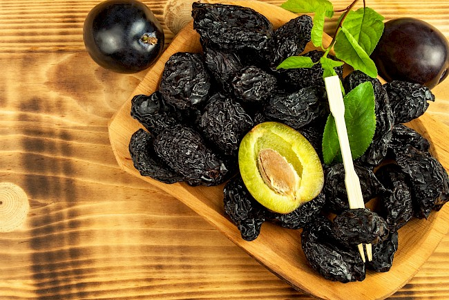 Prunes - calories, kcal