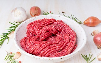 Minced beef - calories, nutrition, weight