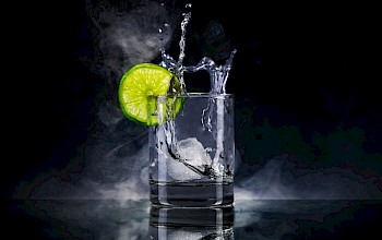 Gin - calories, nutrition, weight