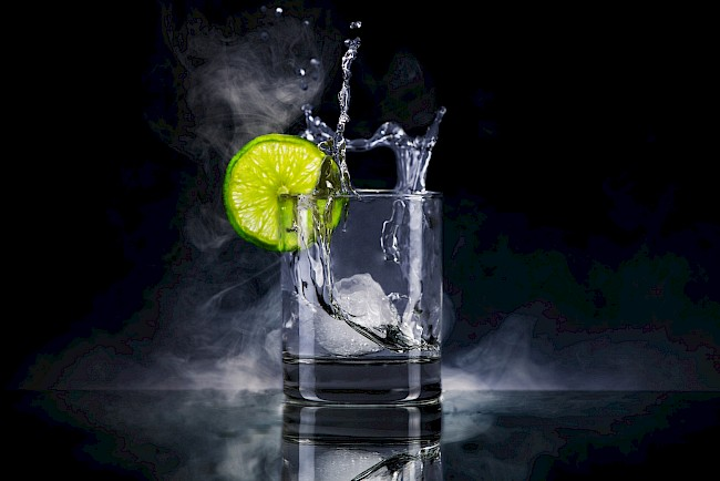 Gin - calories, kcal, weight, nutrition