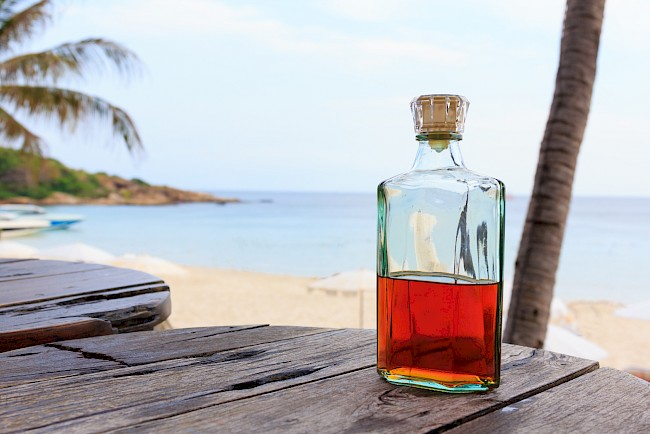 Rum - calories, kcal, weight, nutrition