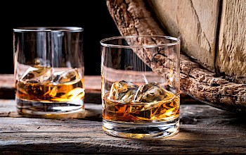 Whisky (whiskey) - calories, nutrition, weight