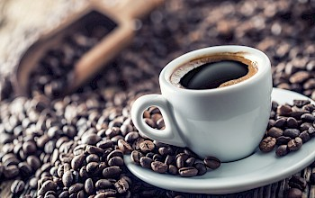 Coffee - calories, nutrition, weight