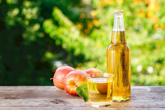 Cider - calories, kcal, weight, nutrition