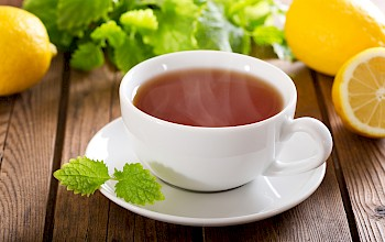 Tea - calories, nutrition, weight