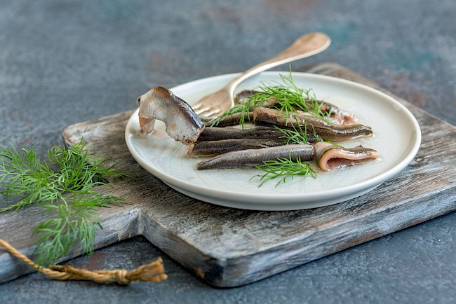 Anchovy - calories, kcal