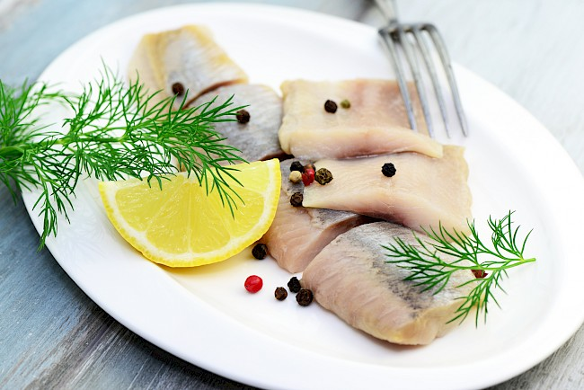 Herring - calories, kcal, weight, nutrition