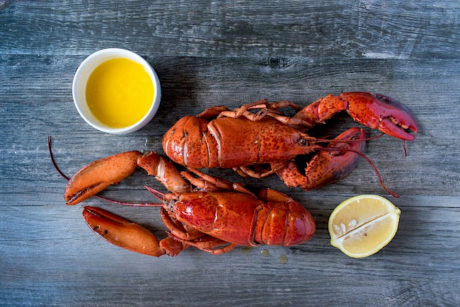 Lobster - calories, kcal, weight, nutrition