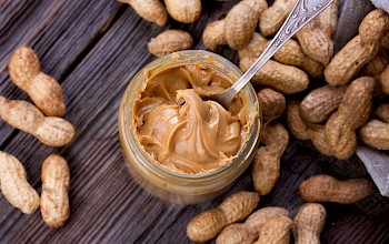 Peanut butter - calories, nutrition, weight