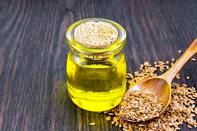 Linseed oil - calories, kcal