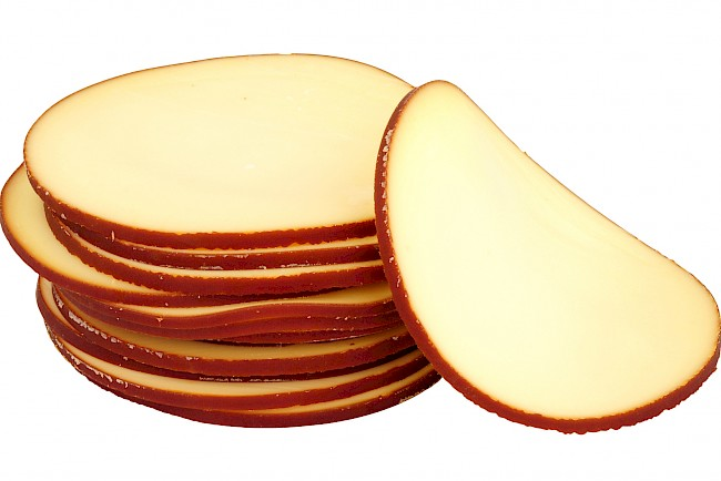 Smoked cheese - calories, kcal, weight, nutrition