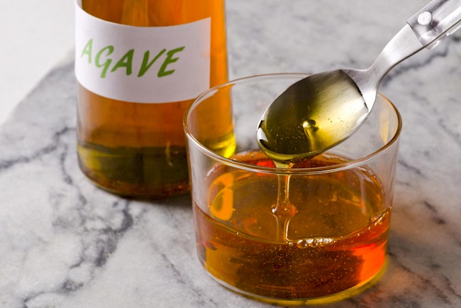 Agave syrup - calories, kcal, weight, nutrition