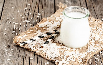 Rice milk - calories, nutrition, weight
