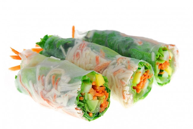 Spring roll - calories, kcal