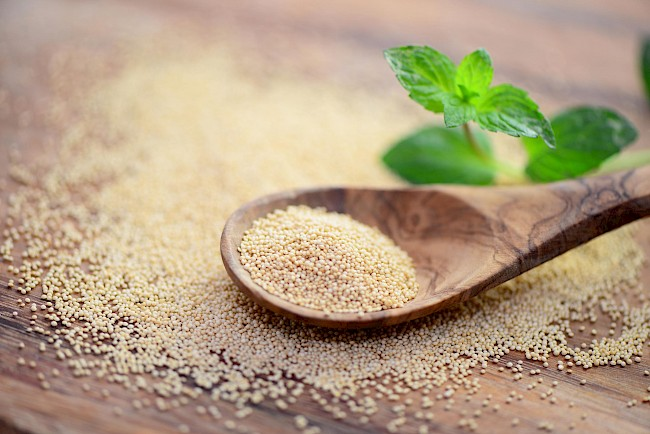 Amaranth - calories, kcal, weight, nutrition