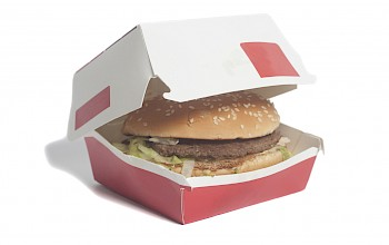Big Mac - calories, nutrition, weight