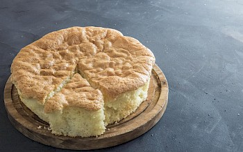 Sponge cake - calories, nutrition, weight