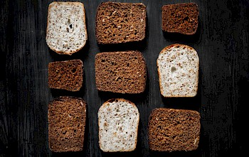 Dark bread - calories, nutrition, weight