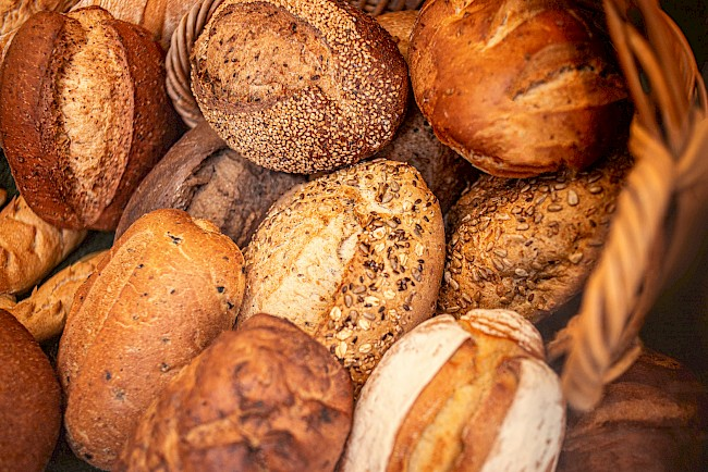 Bread - calories, kcal, weight, nutrition