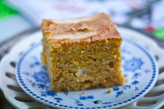Carrot cake - calories, kcal, weight, nutrition