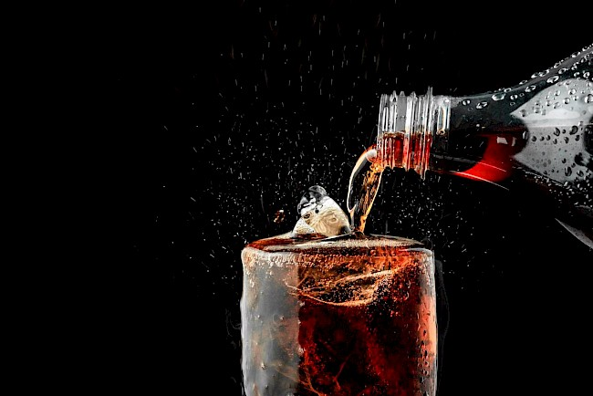 Cola (Coca Cola) - calories, kcal, weight, nutrition