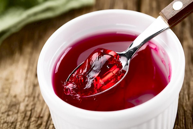 Jelly - calories, kcal, weight, nutrition