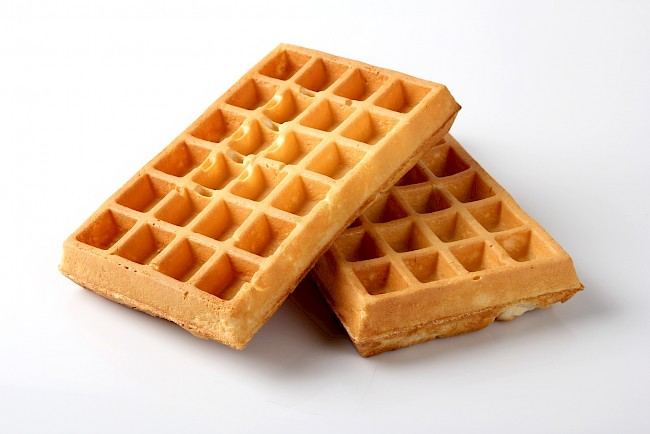 Waffle - calories, kcal, weight, nutrition