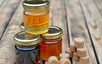Honey - calories, nutrition, weight