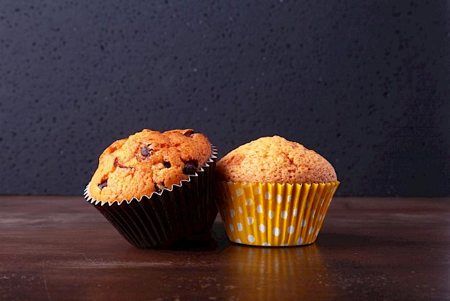 Muffin - calories, kcal, weight, nutrition