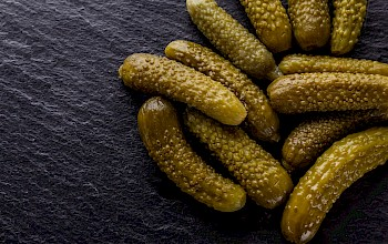 Pickled cucumber - calories, nutrition, weight