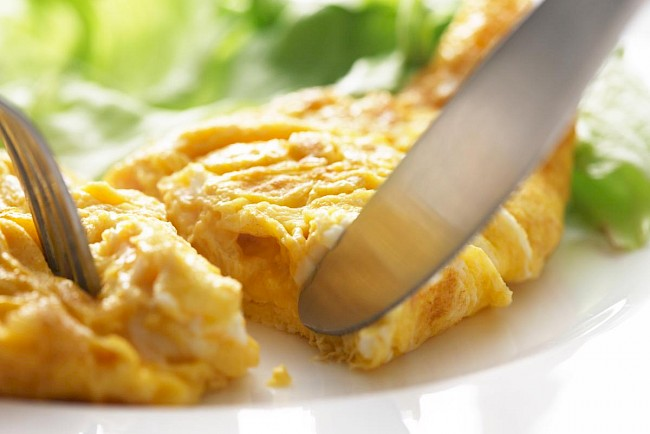 Omelette - calories, kcal, weight, nutrition