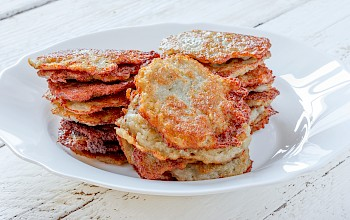 Potato pancakes - calories, nutrition, weight