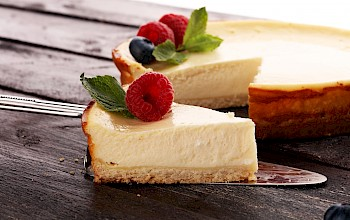 Cheese cake - calories, nutrition, weight