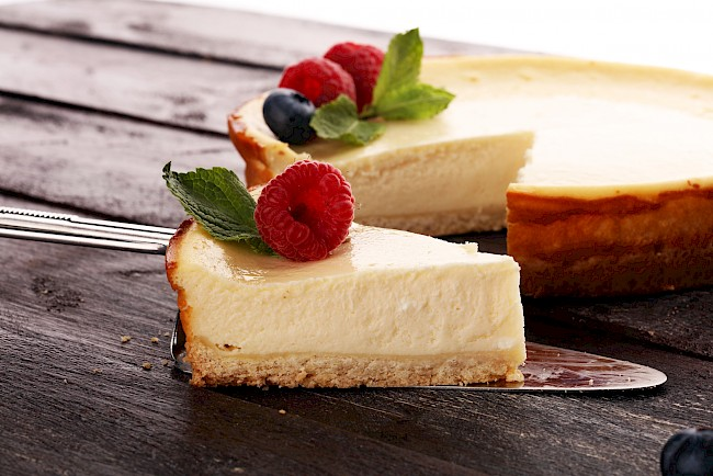 Cheese cake - calories, kcal, weight, nutrition